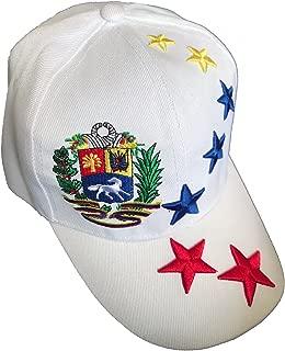 Venezuela Gorra 7 estrellas de