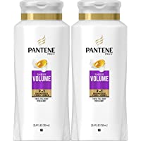 2-Pack Pantene Pro V Sheer Volume 2 in 1 Shampoo & Conditioner
