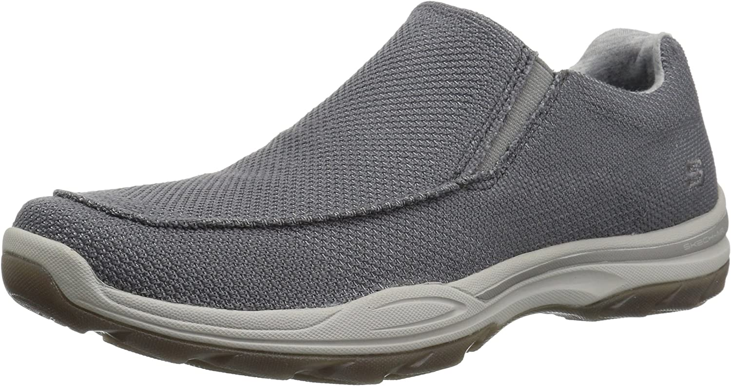 Skechers Mens Elment Vengo Slip-On Loafer