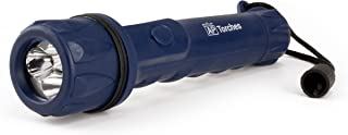 Active Products A50862 3 LED 2AA Rubber Torch, Blue