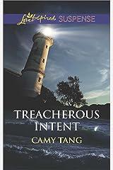 Treacherous Intent (Sonoma Series Book 5) Kindle Edition