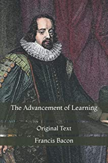 The Advancement of Learning: Original Text
