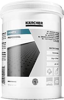 Kärcher CarpetPro tapijtreinigingsmiddel RM 760, 0,8 kg (sproei-extractie basisreiniger, verwijdert olie, vet en stof)