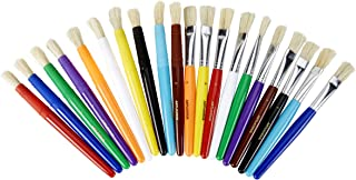 Artlicious 20 Chubby Wubby Kids' Paint Brush Set