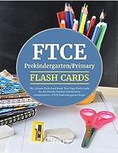 FTCE Prekindergarten/Primary PK–3 (053) Flash Cards: Test Prep Flash Cards for the FTCE Prekindergarten/Primary PK-3 (053) Exam