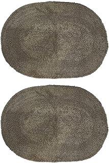 Baal Modern Design Long Lasting Washable Rugs Carpet Floor Mat Door Mat for Home Living Room Outside Entrance, Pack of 1 (...
