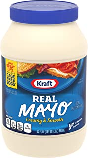 Kraft Mayo Real Mayonnaise (30 oz Jar)