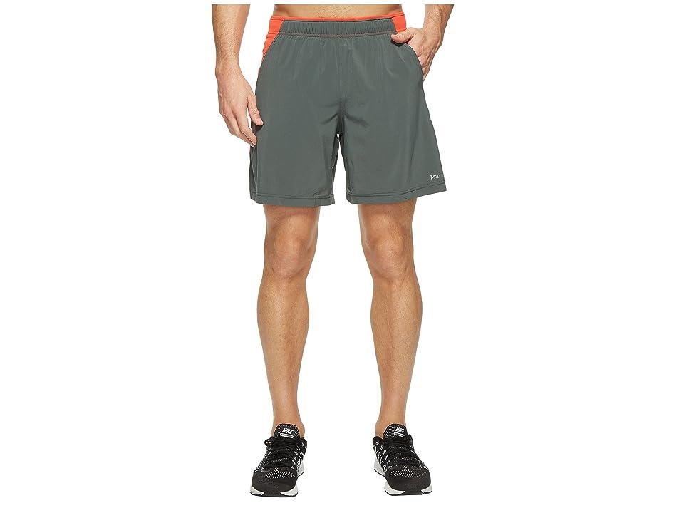 Marmot Regulator Shorts (Dark Zinc/Scarlet Red) Men