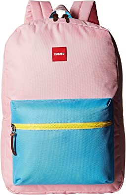 ZUBISU Happy To Be Pink Large Backpack