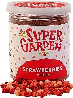 Supergarden Bayas y Frutas Liofilizadas. Piezas y Rodajas. (