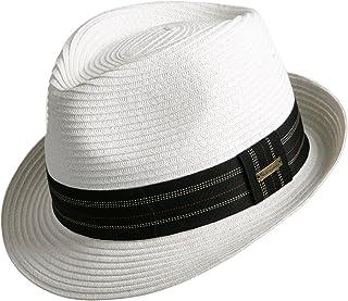 112cb148ff24ab Sedancasesa Unisex Fedora Straw Sun Hat Paper Summer Short Brim Beach Jazz  Cap
