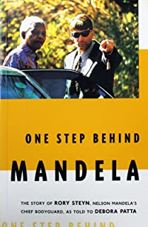 Nelson Mandela Signed One Step Behind Book Autographed #AB10679 - PSA/DNA Certified