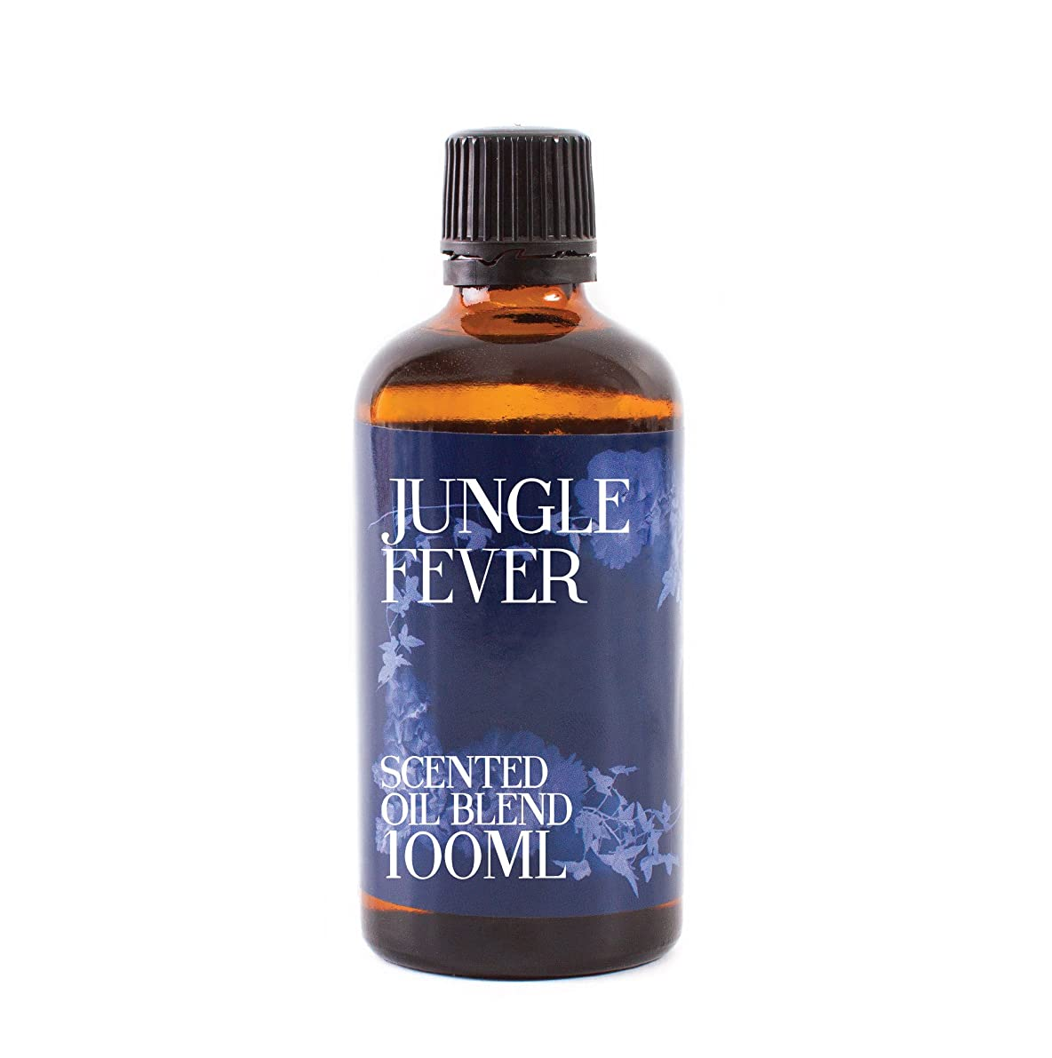 ミント動員するひどいMystic Moments | Jungle Fever - Scented Oil Blend - 100ml