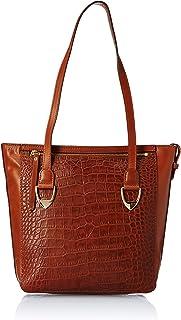 Hidesign Women's Shoulder Bag(CRO MEL RAN TAN)