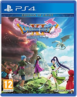 Dragon Quest XI Echoes of An Elusive Age - Edition of Light (PS4) (輸入版)