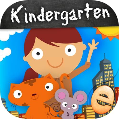 Tierkindergarten, Mathe-Spiele Für Kinder In Pre-K, Kindergarten Und 1. Klasse Lernen Nummern, Zählen, Addition Und Subtraktion Kostenlos