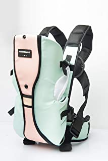 Baby Carrier Soft Front and Back Facing Ergonomic Adjustable & Functional Baby Solutions Designed & Styled for Safe Babies...