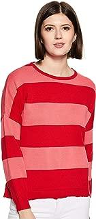 ABOF Women's Pullover (BOA18AWWWSW2153107_Pink_Small)