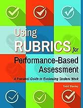 math performance assessment rubric