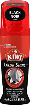 KIWI Color Shine Liquid Polish Black 2.5 FL. OZ.