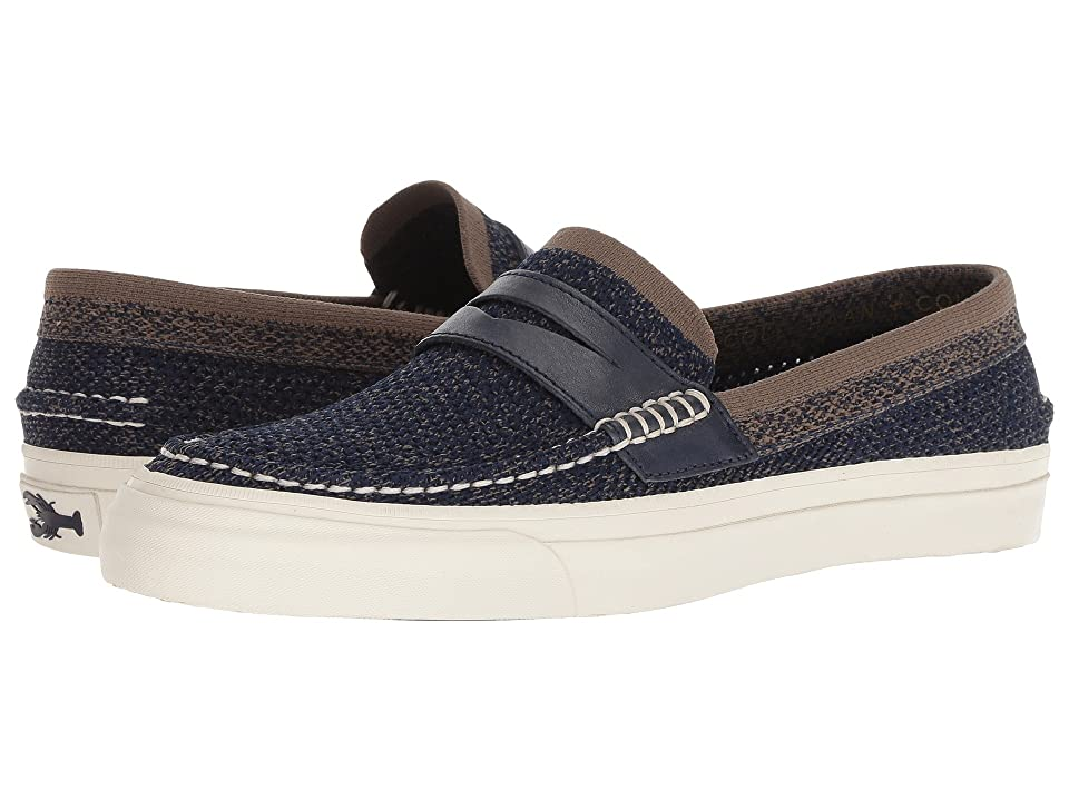Cole Haan Pinch Weekender Luxe Stitchlite Loafer (Navy/Morel) Men