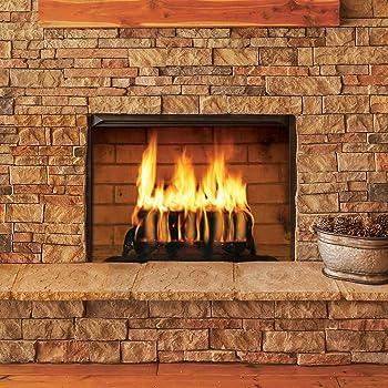 duraflame Crackleflame 4.5lb 3-hr Indoor/Outdoor Firelog, 4-pack