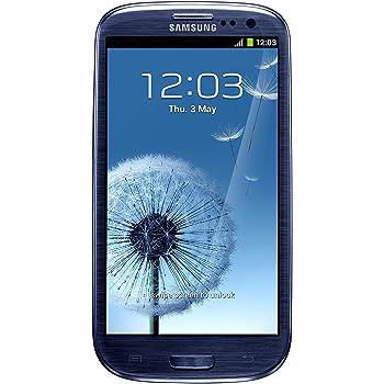 Samsung Galaxy S III T999 16GB Unlocked GSM Android Smartphone- Pebbel Blue