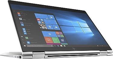 HP EliteBook x360 1030 G4 13.3-Inch Touchscreen Laptop with Verizon/AT&T Compatible 4G LTE Wireless Feature (i7-8665U Processor, WiFi+BT5, 512GB SSD, 16GB RAM, HD-IR Camera) Windows 10 Pro