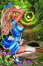 Gft Wonderland Down the Rabbit Hole #1 Spay Cover b Zenescope