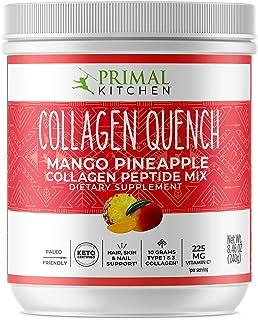 Primal Kitchen Collagen Quench - Pineapple Mango (8.46 oz)