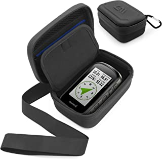 CASEMATIX Hard Shell Travel Case Compatible with Garmin Oregon 750t, 750, 700, 650t, 650, 600t, 600 and More - Travel Case...