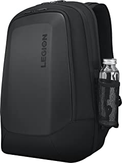 """Lenovo Legion 17"""" Armored Backpack II, Gaming Laptop Bag, Double-Layered Protection, Dedicated Storage Pockets, GX40V1000..."""