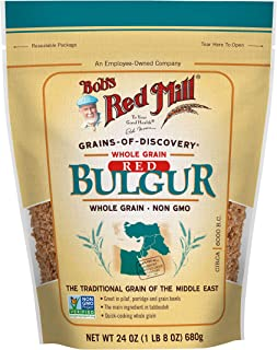Bob's Red Mill Red Bulgur/ Hard Wheat Ala, 24 Oz