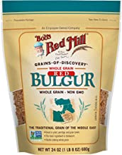 Red Bulgur/Hard Wheat Ala, 24 Ounce (Pack of 1)