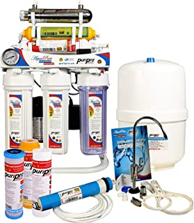 Puri Pro Drinking Water Filtration System - Water Purifier For Municipality Water - Removes All Impurities From Water - Si...