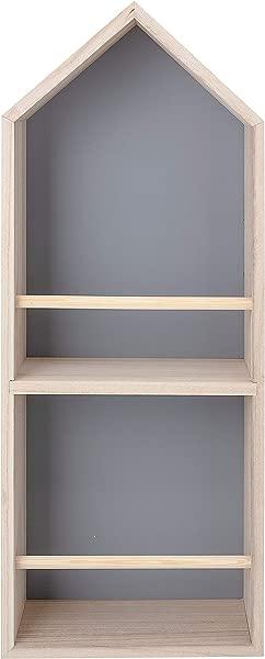 Bloomingville AH0587 Book Shelf Grey