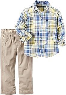 Carters Boys 2 Pc Playwear Sets 249g255