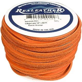 Realeather ROS50 089 Latigo Lace Spool 1/8