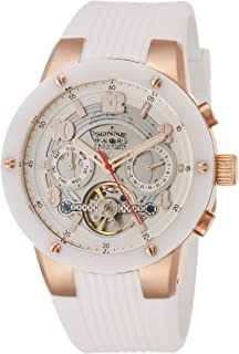 [ゾンネ]SONNE 腕時計 H017SERIES ホワイト文字盤 H017PG-WH メンズ