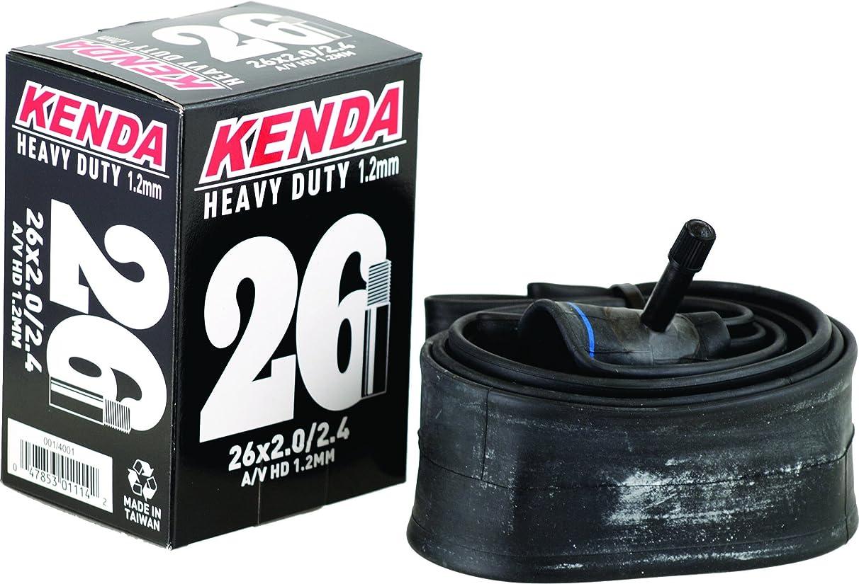 Kenda Heavy Duty 26X2-2.4 Schrader Tube