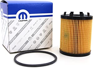 Genuine Fiat Parts 68102241AA Oil Filter