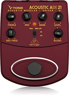 behringer v tone acoustic driver di adi21