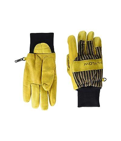Flylow Tough Guy Gloves (Natural/Black 2) Ski Gloves