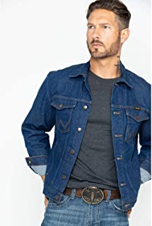 Wrangler Men's Western Unlined Denim Jacket