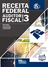 Receita federal - Auditor fiscal - volume 3