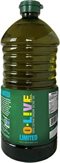 O-Live & Co. Premium Limited Edition 100% Extra Virgin Olive Oil - Estate Grown & Bottled - Kosher - 66 Fl Oz 2L - Carbon Neutral Sustainable Process - Bottle made from 100% recyclable plastic (PET)