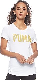 PUMA Womens Athletics Tee