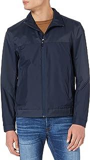 BOSS Mens J Zircon Regular-fit Water-Repellent Jacket in Recycled Fabric