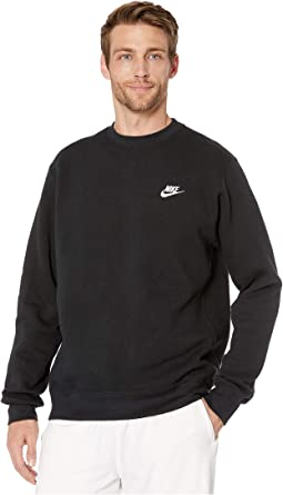 Nike club fleece pullover crew + FREE SHIPPING |
