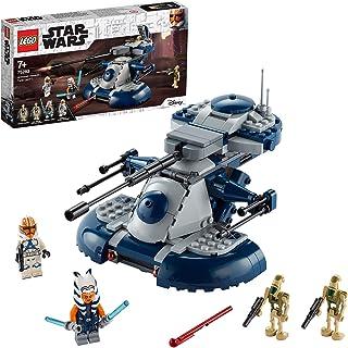 LEGO75283StarWarsSetChard'assautblindé(AAT)avecMiniFigurinesAhsokaTano